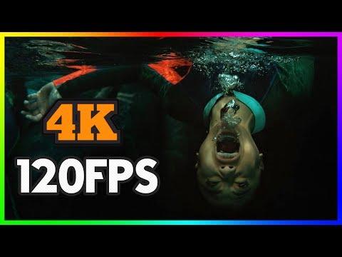 [4K/120FPS] 47 Meters Down: Uncaged | Trailer #1 | 2019 | Shark, Horror Movie