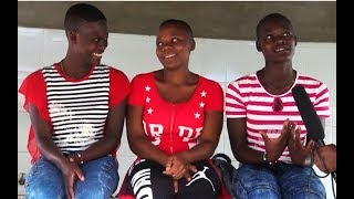The Lost Twins: Kakamega 'twins' aspire to produce movie recapping their lives