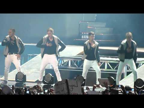 Big Time Rush - Love Me Love Me (Teens Live Festival Chile - Movistar Arena)