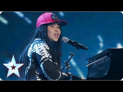 Gabz semi-final performance of 'The One' | Semi-Final 2 | Britain's Got Talent 2013