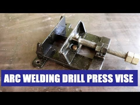 DIY Drill Press Vise