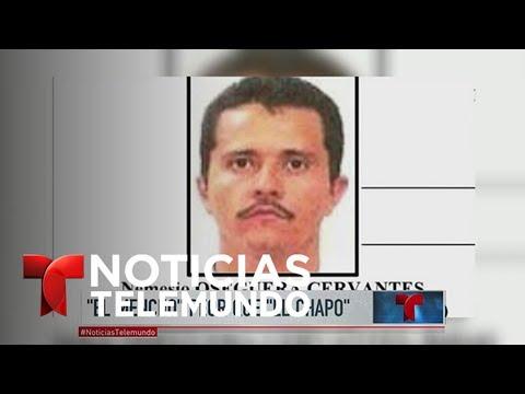 El Mencho: El Más Sanguinario De Los Capos Mexicanos | Noticiero | Noticias Telemundo