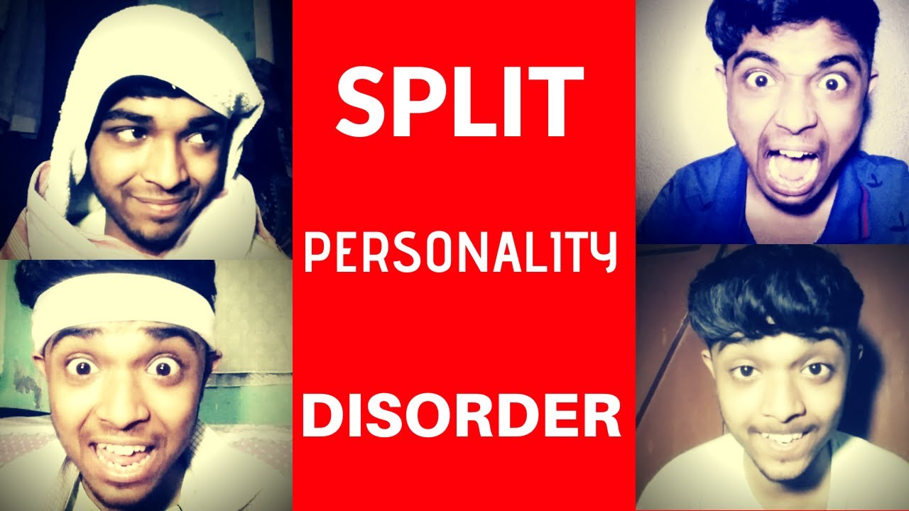 Hookup someone with split personality disorder