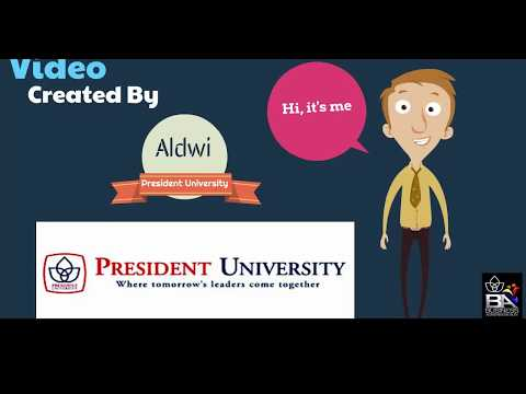 Why you should invest in Indonesia? By-Aldwi PRESIDENT UNIVERSITY