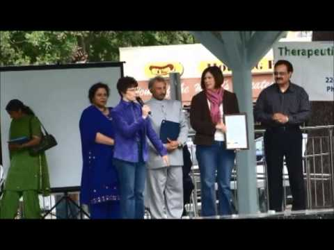 Dr. Kumar for Concord City Council Recognized by S...