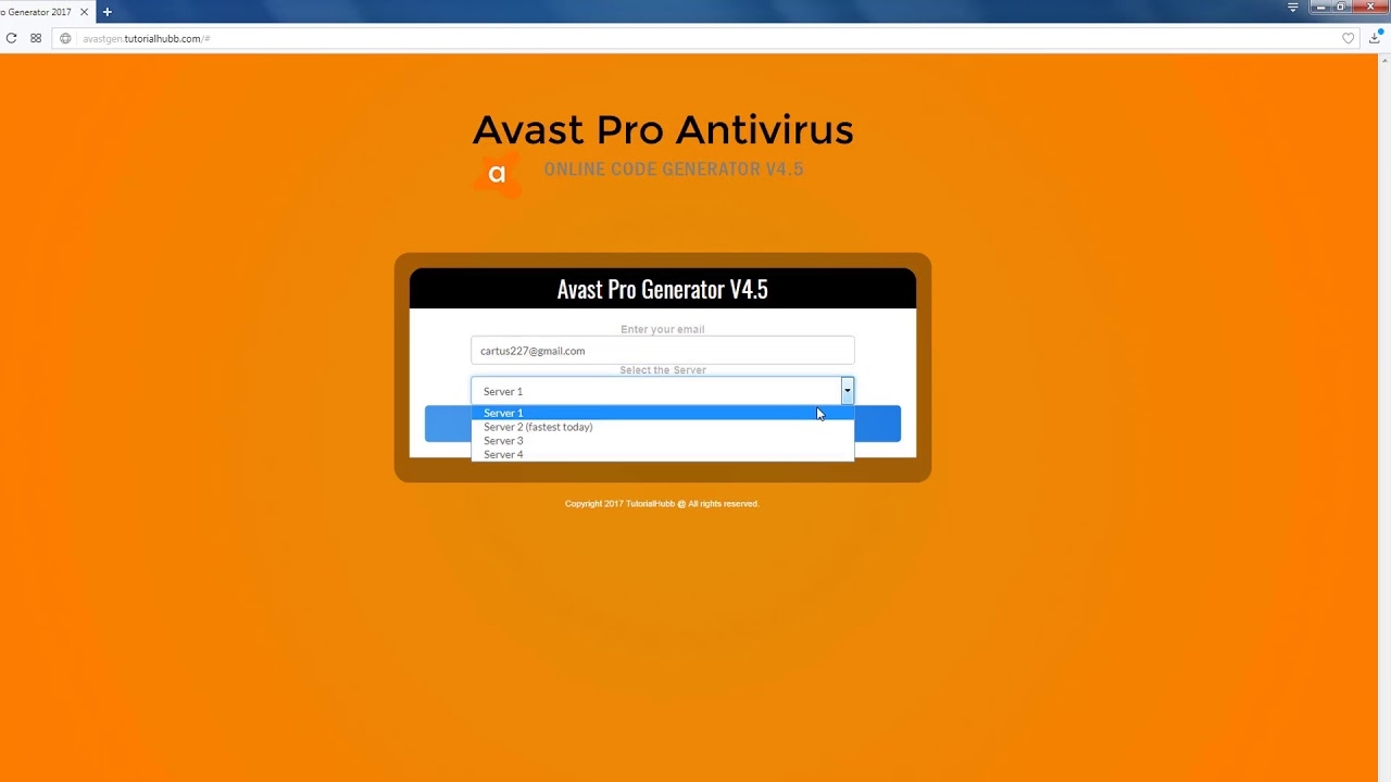 avast license number