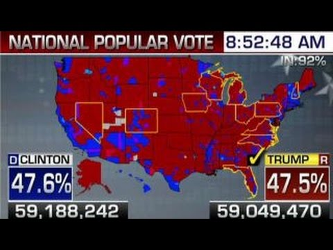 Larry Sabato on what the presidential pollsters missed