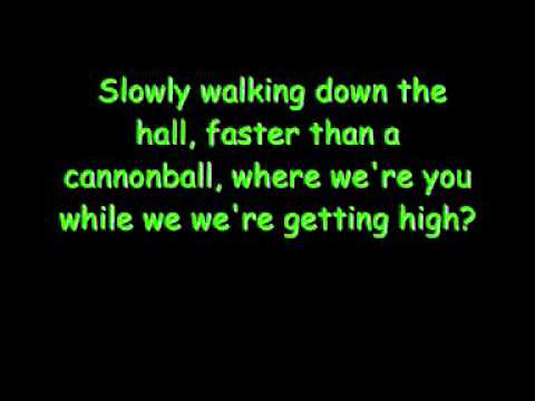 Oasis Champagne Supernova - (Lyrics ... - MetroLyrics