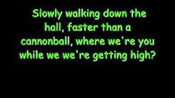 Oasis - Champagne Supernova - Lyrics.