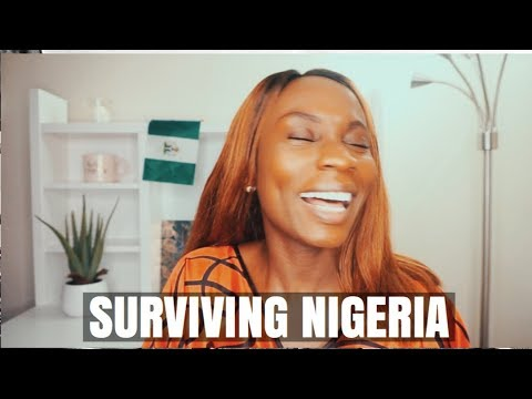 LAGOS & NIGERIA IN 2018 | TOOLS TO SURVIVE | Daily Vlog #18 | Sassy Funke