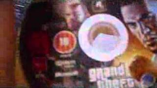 Unboxing Grand Theft Auto Episodes from Liberty City Xbox360