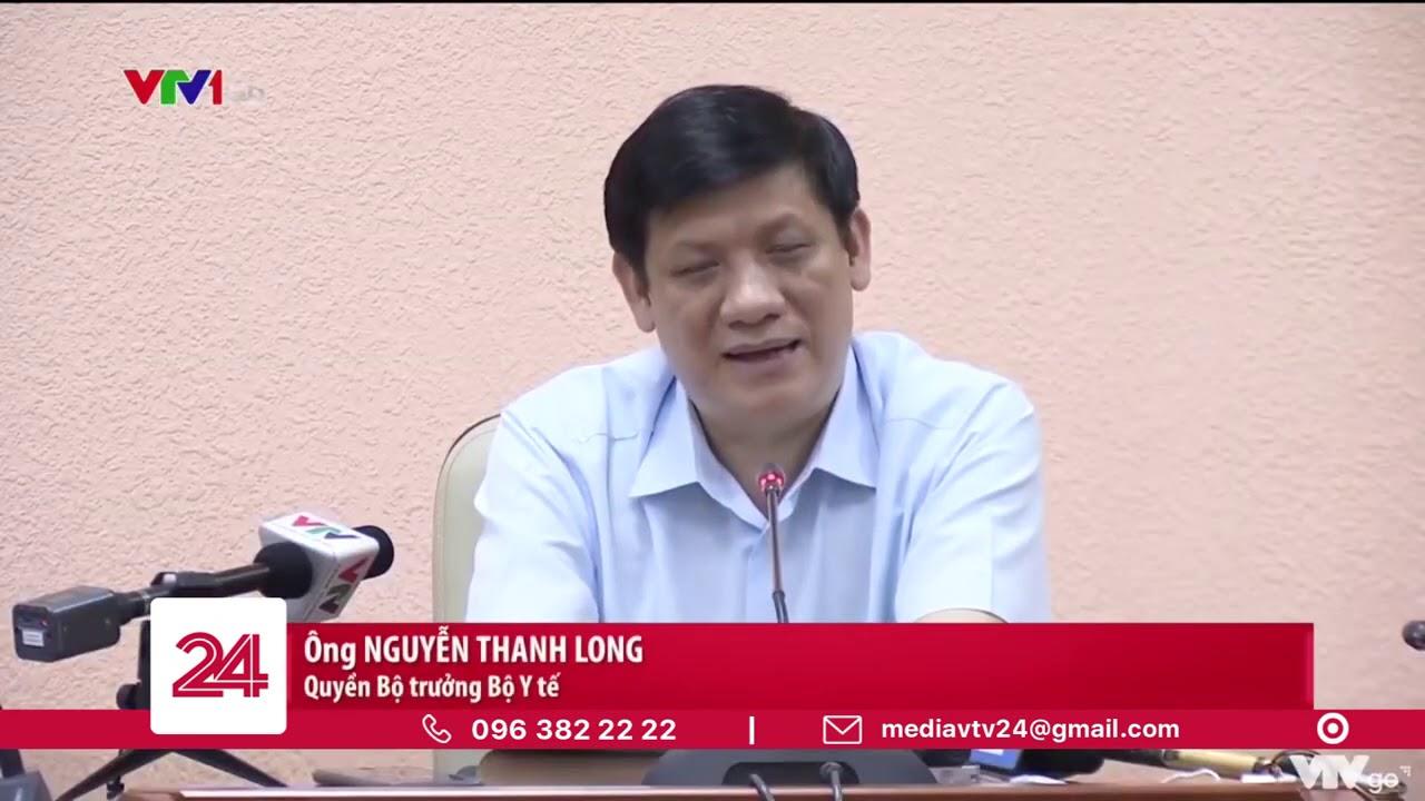 Cập nhật thông tin dịch COVID-19 tại Việt Nam tính đến trưa 31/07 | VTV24