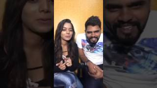 Vaira movie Actor Vaira Navarasan and Priyanka Malnad Chat
