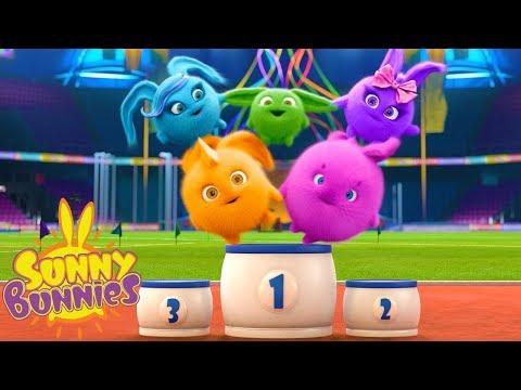 Cartoons For Children | SUNNY BUNNIES - THE FASTEST BUNNY | Funny Cartoons For Children