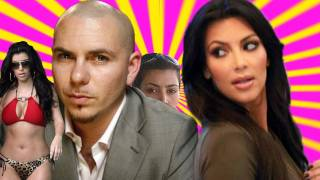 Pitbull - Rain Over Me ft. Kim Kardashian Marc Anthony Music Video Parody