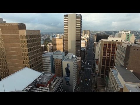 S.Africa's Durban turns its back on 'crime and grime'