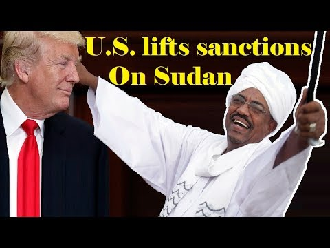 Sudan welcome US decision to end its 20-year trade embargo as a 'positive decision'