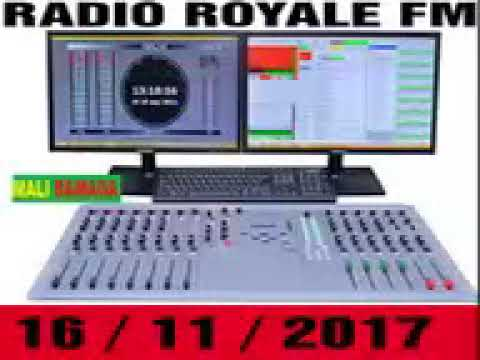 RADIO ROYALE FM, 16/11/2017