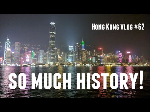 VLOG #62: So Much History in Hong Kong! | FashionablyAMY