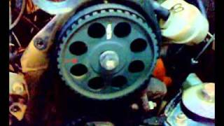 Tonella - Troca da correia dentada Fiat 2/6