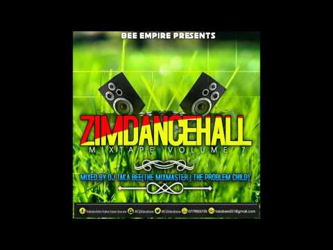 Zimdancehall Mixtape Volume 7 by DJ Taka Bee [The MixMaster]