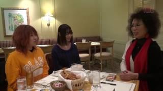 加藤悠のお母様清水節子さんにお願いすべく、格式高そうな場所までやっ...