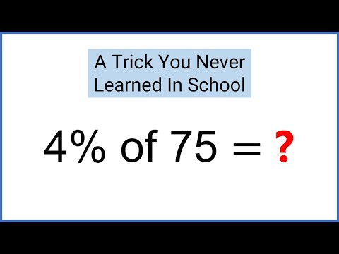 Master This Simple Trick and You Will Never Look at Math the Same Way Again