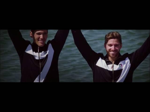Giovanni Abagnale e Marco Di Costanzo - Bronzo nel Canottaggio a Rio 2016