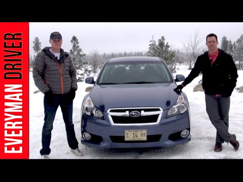 Heres The 2013 Subaru Legacy Review On Everyman Driver Youtube