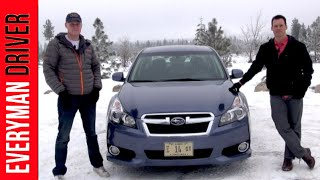 Here's the 2013 Subaru Legacy Review on Everyman Driver