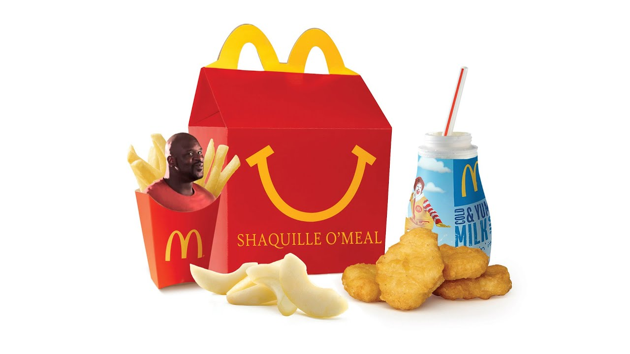 Shaquille o meal