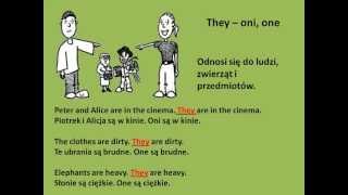 Metoda na Angola  -   Odcinek 3   Zaimki osobowe