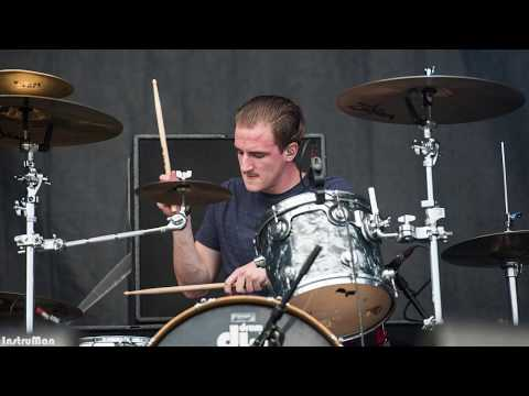 Wage War-Stitch Instrumental Backing Track (Drums And Bass Only)