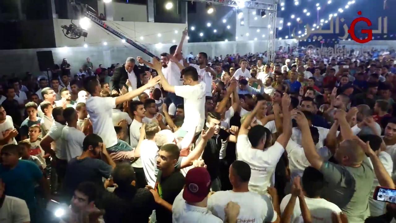 عصام عمر صهيب عمر حفلة أحمد  ابو الكايد قلقيليه