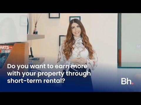 Opportunities In Short-term Rental Properties In Dubai