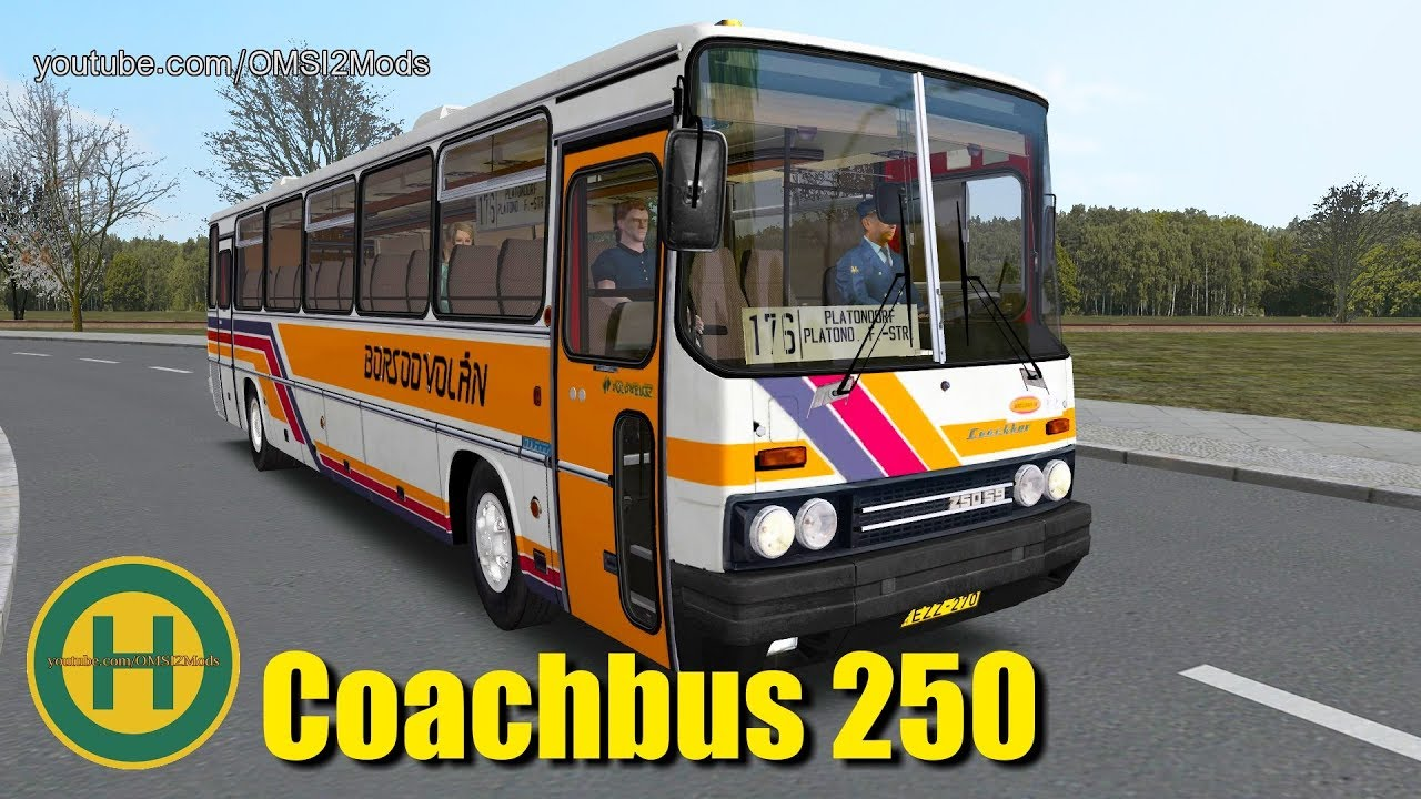 OMSI 2 - Add-On Coachbus 250 (Ikarus Bus Pack)