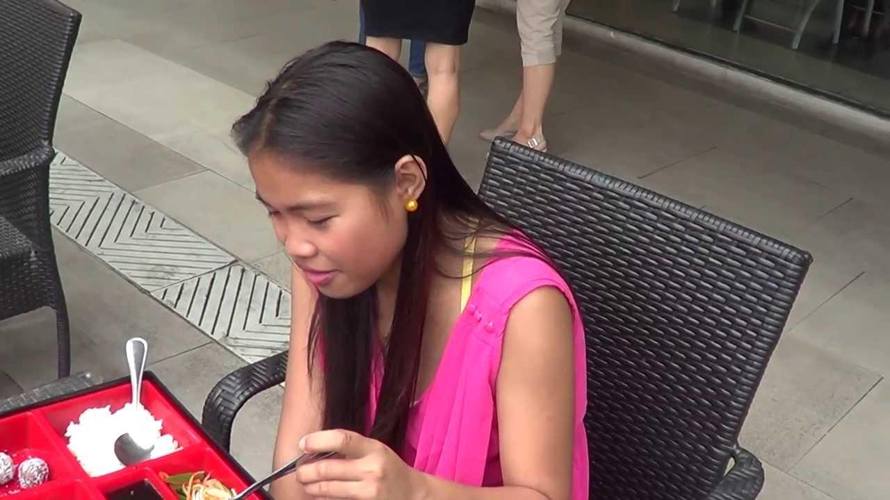 Hot Filipino Women Rabbi Jew Barker Gets Lucky At The Ayala Mall