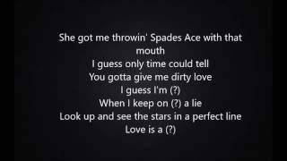 Usher - Rivals Ft Future (Lyrics)