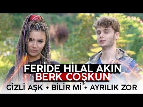 Feride Hilal Akın & Berk Coşkun - Gizli Aşk + Bilir Mi + Ayrılık Zor (Beatbox Remix)