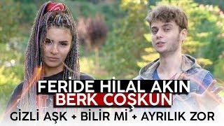 Feride Hilal Akın & Berk Coşkun - Gizli Aşk   Bilir Mi   Ayrılık Zor (Beatbox Remix)