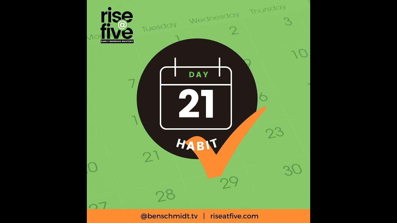 21 days to form a habit? BS says BS