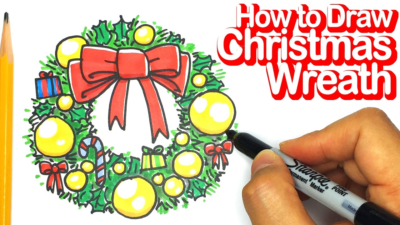 It is a picture of Gutsy Christmas Images For Drawing