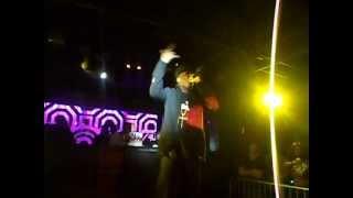 Circle of Success - King Aaron @ItsDoubleA concert at Zouk - Dallas, TX!