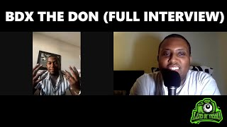 BDX the Don on Beau Young Prince, 93.9 WKYS, Clubhouse, dating advice, and more (Full Interview)