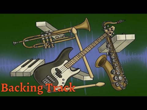 Backing Track: Modern Funky Bm_ Improvisation