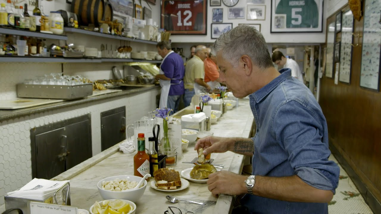 Tony's Bay Area Favourite Stop | ANTHONY BOURDAIN: PARTS UNKNOWN 6