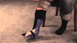 Ankle Foot Orthotic (Brace) Demo