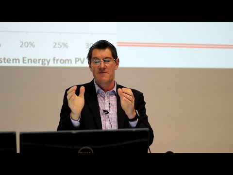 Making Solar Thermal Happen Forum - Dr Keith Lovegrove