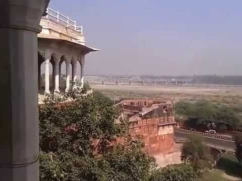 Agra Fort Complete inside Tour