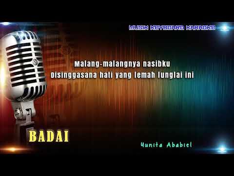 Yunita Ababil - Badai Karaoke Tanpa Vokal